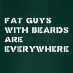 Fat Guys With Beards