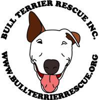 Bull Terrier Rescue Logo