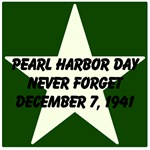 Pearl harbor day: Never forget december 7, 1941