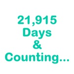 21,915 Days to live
