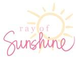 Ray of Sunshine (pink)
