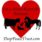 I'm  a Kind Heart for Animals