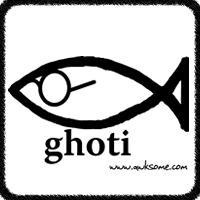 """Ghoti """"Fish"""""""