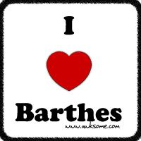 I Heart Barthes