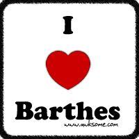 I Heart Barthes