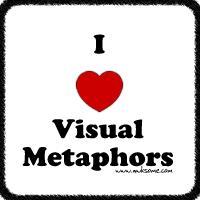 I Heart Visual Metaphors