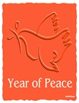 Year of Peace Jewish New Year Cards