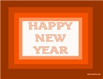 HAPPY NEW YEAR Rosh Hashanah Jewish New Year Cards