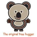 The Original Tree Hugger