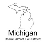 Almost like two states