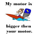 1520 My motor is bigger