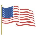1718 US Flag