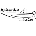 1505 My other boat is a car