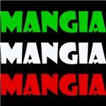 Mangia Italian Flag