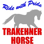 Ride With Pride Trakehner Horse