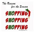 Reason for the Season -- Shopping