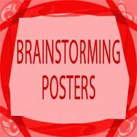 BRAINSTORMING POSTERS