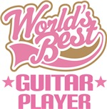 World's Best Guitar Player Music Gifts