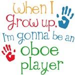Future Oboe Player Kids Music Tees