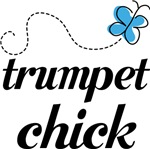 Trumpet Chick T-shirts and Gifts