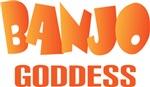 Banjo Goddess T-shirts And Gifts