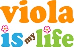 Viola Is My Life T-shirts