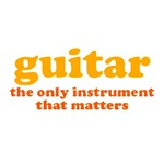 Guitar Instrument T-shirts & Gifts