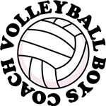BOYS & MENS Volleyball Coach T-shirts and Gifts