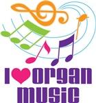ORGAN MUSIC GIFTS AND STOCKING STUFFERS