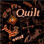 Quilt Pumpkin