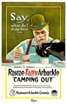Camping Out 1919