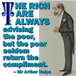 Advising The Poor