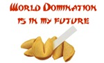 World Domination is in My Future!