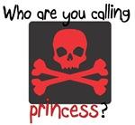 NOT a princess!