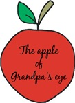 Apple of Grandpa's Eye