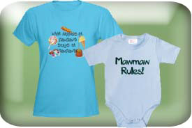 MawMaw Gifts and T-Shirts