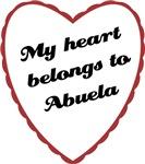 My Heart Belongs to Abuela