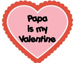Papa is My Valentine