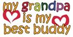 Grandpa is My Best Buddy