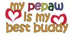 Pepaw is My Best Buddy
