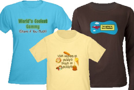 Gammy Gifts and T-Shirts