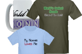 Nonnie Gifts and T-Shirts