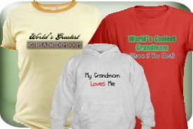 Grandmom Gifts and T-Shirts