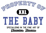 Property of the Baby