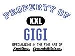 Property of Gigi
