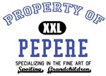 Property of Pepere