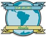 World Champion Abuela
