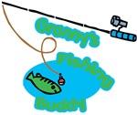 Granny's Fishing Buddy