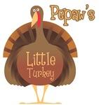 Pepaw's Little Turkey