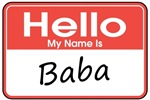 Hello, My name is Baba